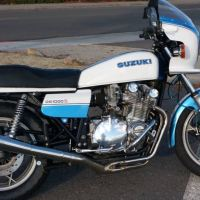 Cooley Clone - 1978 Suzuki GS1000E Custom