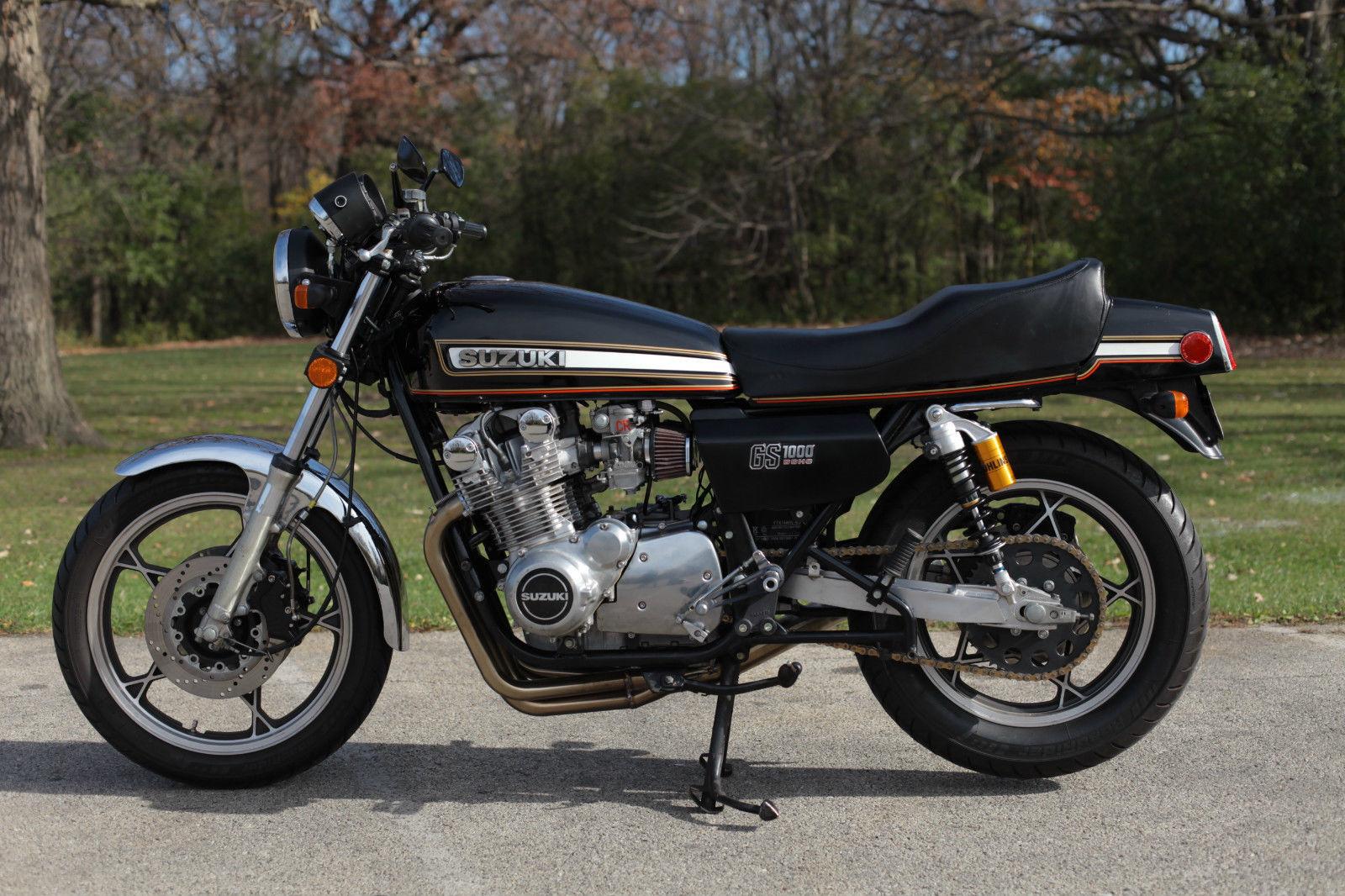 Suzuki Gs Parts For Sale