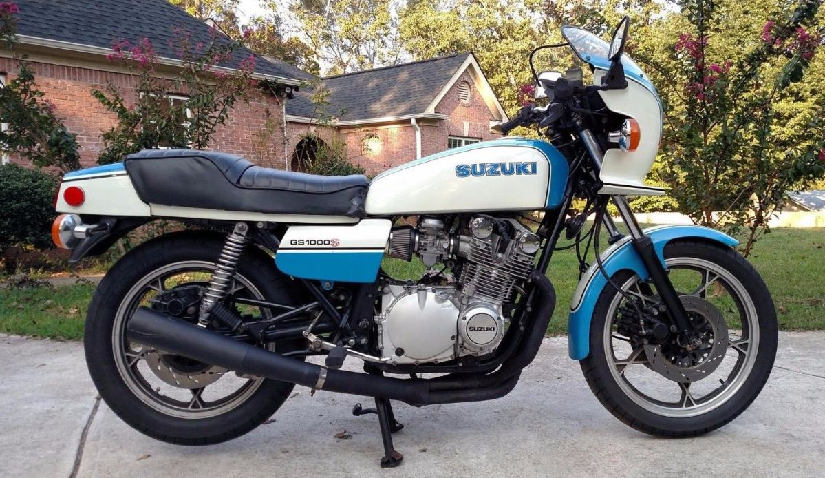 Suzuki GS 1000 N 1979 Oil Temperature Gauge GS1000