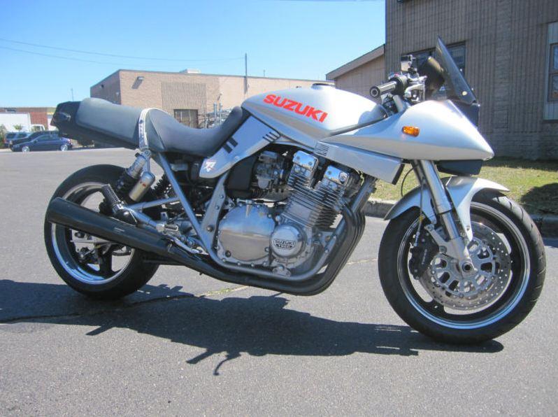 Suzuki Katana - 4