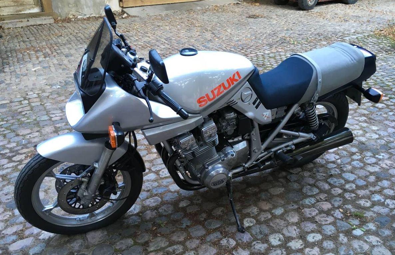 Retro Riding on Flipboard by clasqm | Suzuki, Pirelli, Sportbike