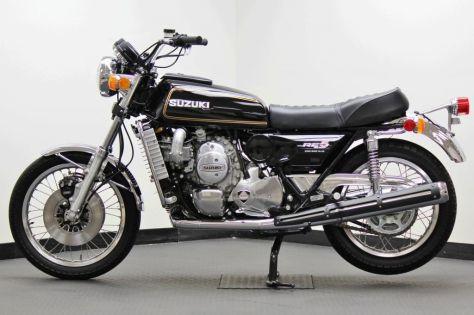 Suzuki RE5 - Left Side