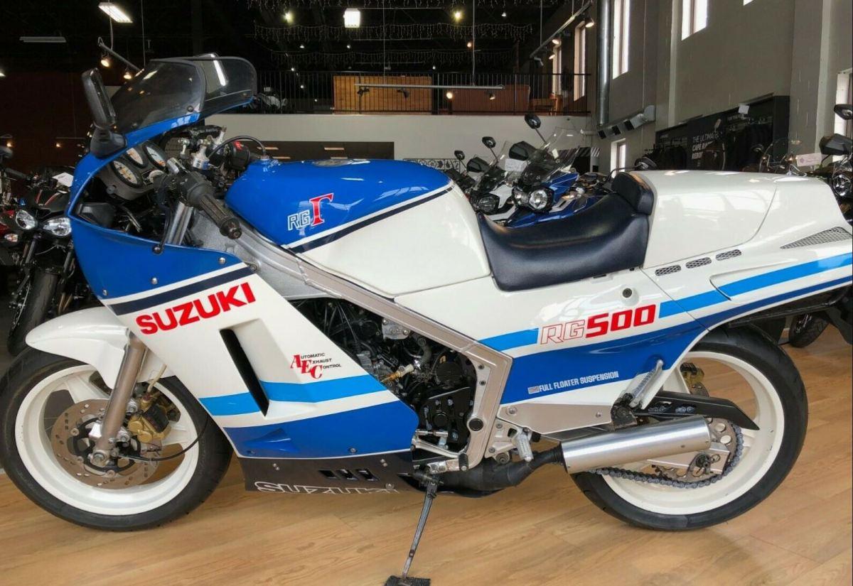 No Reserve - 1986 Suzuki RG500 Gamma