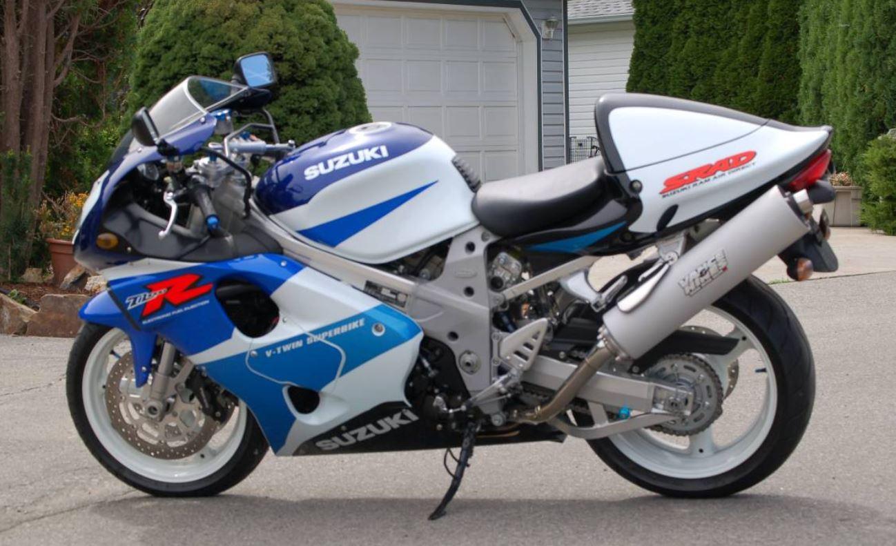 SUZUKI TL1000R (1998-2004) Review | Speed, Specs & Prices