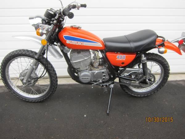 1974 Suzuki TS400 – Bike-urious