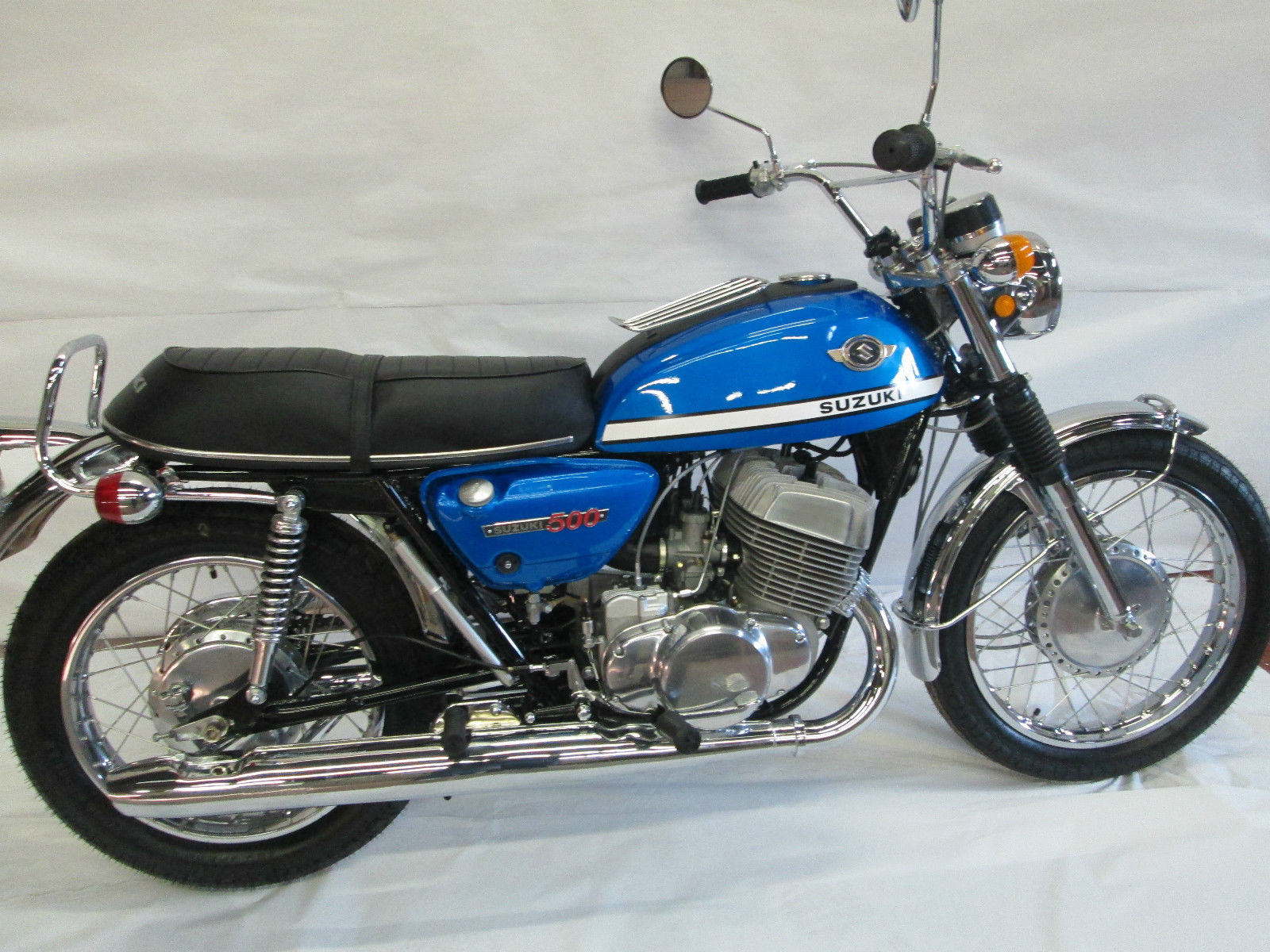 underrated – 1970 suzuki titan t500 | bike-urious