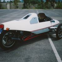 TV Star - 1983 Honda FT500 Ascot Trike