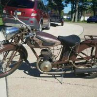 1939 Terrot BMA 100