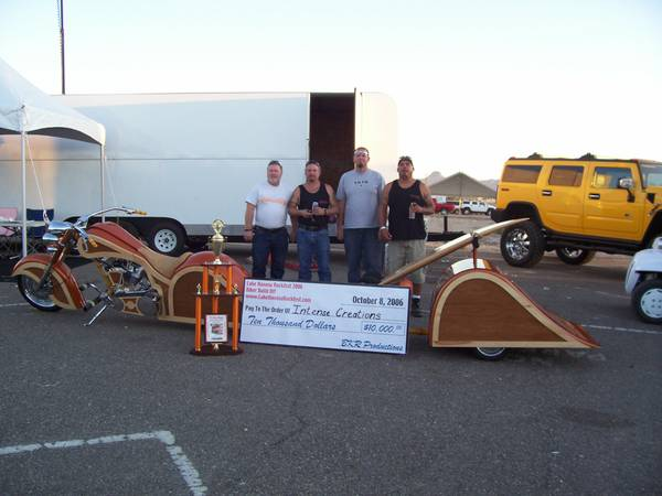 The Woody Bike - Award Winner