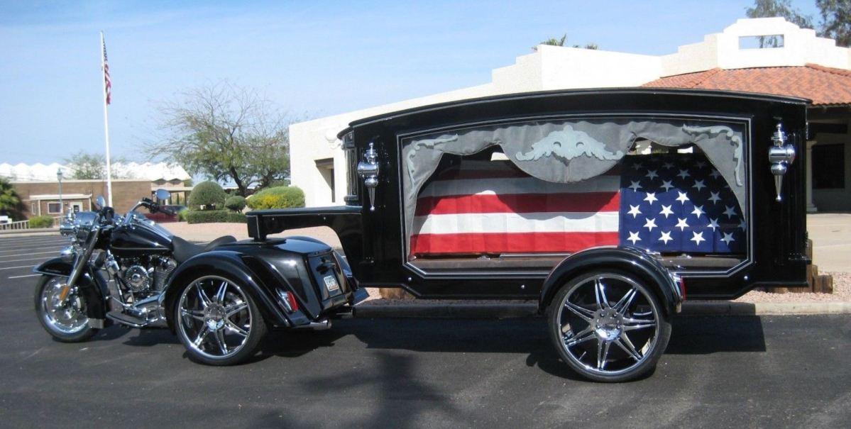 Death Notification – 2010 Tombstone Hearse