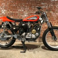 Trackmaster Frame - 1977 Harley-Davidson XR750