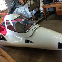 1984 Tritan A2 Aero Car