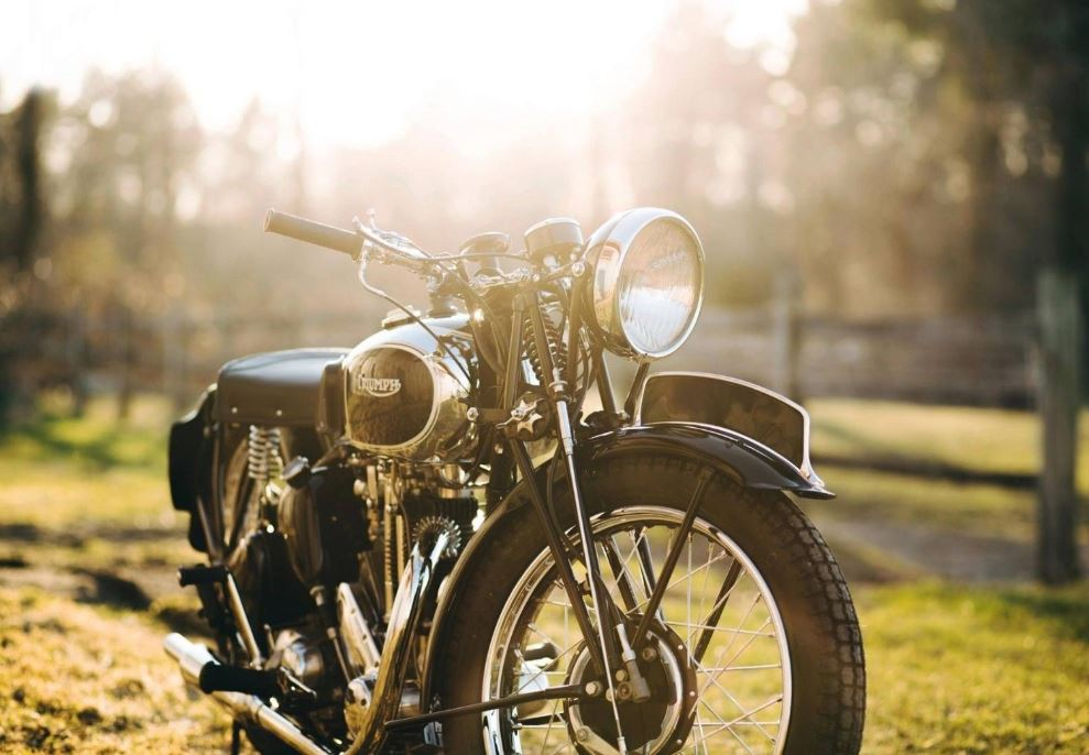 Restored - 1939 Triumph Speed Twin