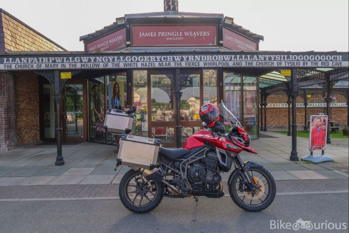 Triumph and Tribulations – Exploring the UK, Day 5