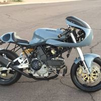 Union Motorcycles Build – 2002 Ducati 900SS Custom