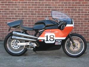 XRTT Replica in England – 2001 Harley-Davidson Sportster 1200 – Bike