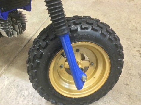 Yamaha Big Wheel BW80 - Front Tire