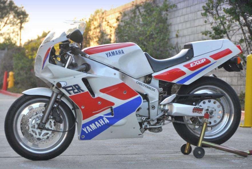1989 Yamaha FZR1000 | Bike-urious