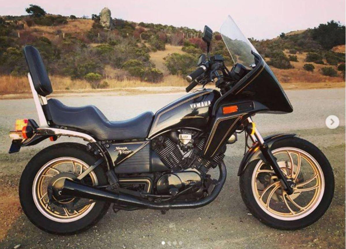 1983 Yamaha Midnight Virago 920 Bike Urious