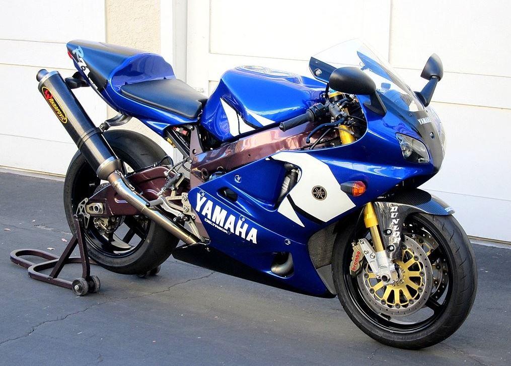 Rare Pair - 2x 1999 Yamaha R7