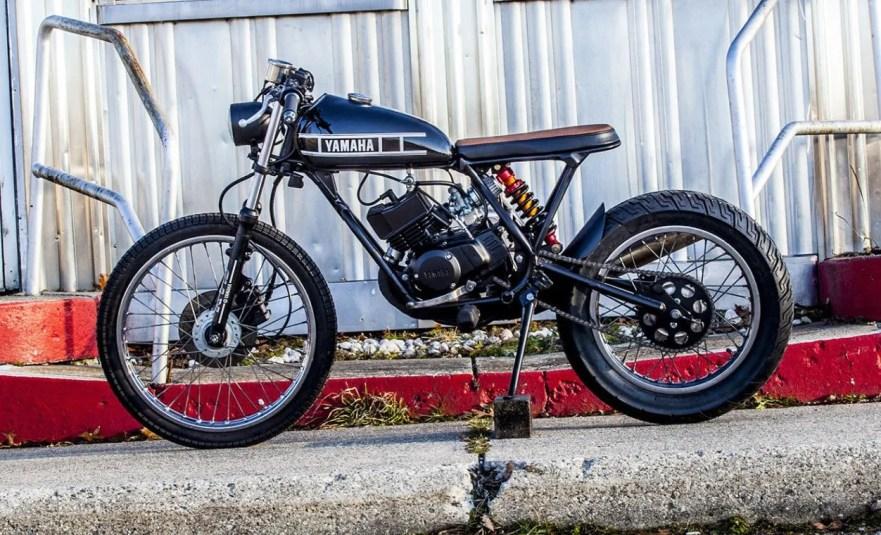 Unexpected Custom  U2013 1983 Yamaha Rx50  U2013 Bike