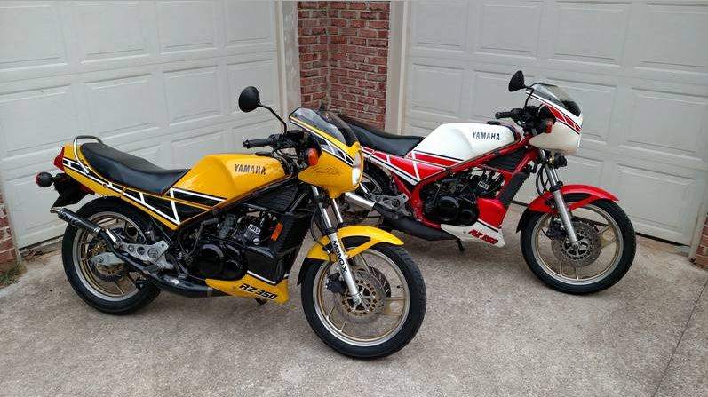 Kenny Roberts Yamaha Rz For Sale