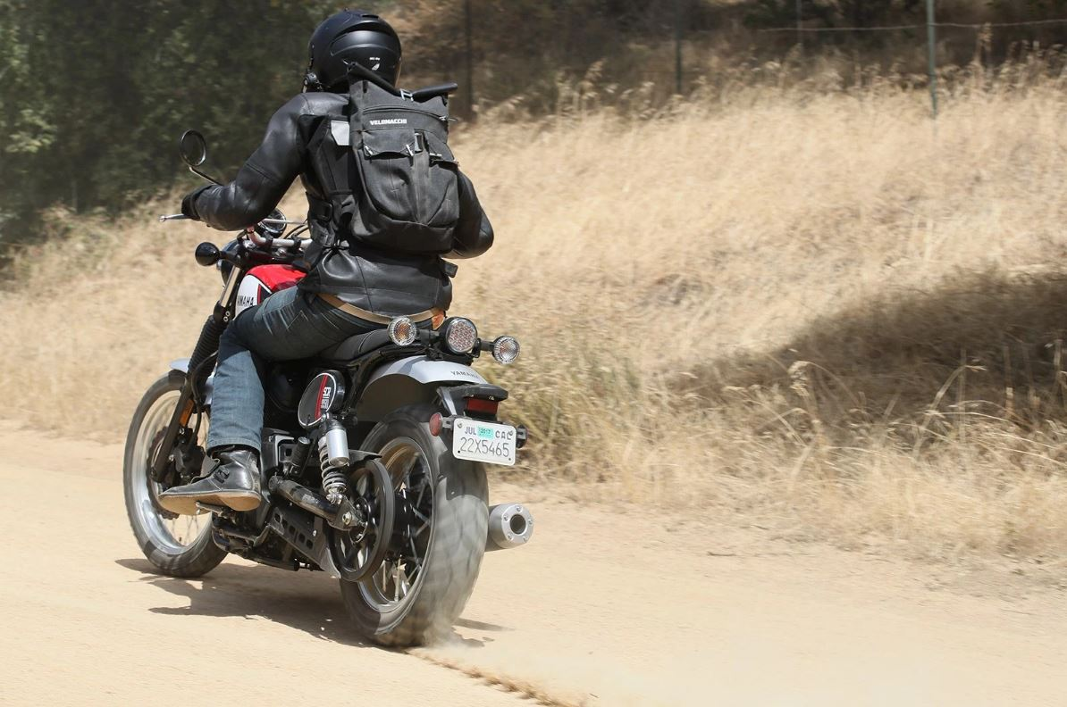Honda Dual Sport Canada >> First Ride – 2016 Yamaha SCR950 | Bike-urious