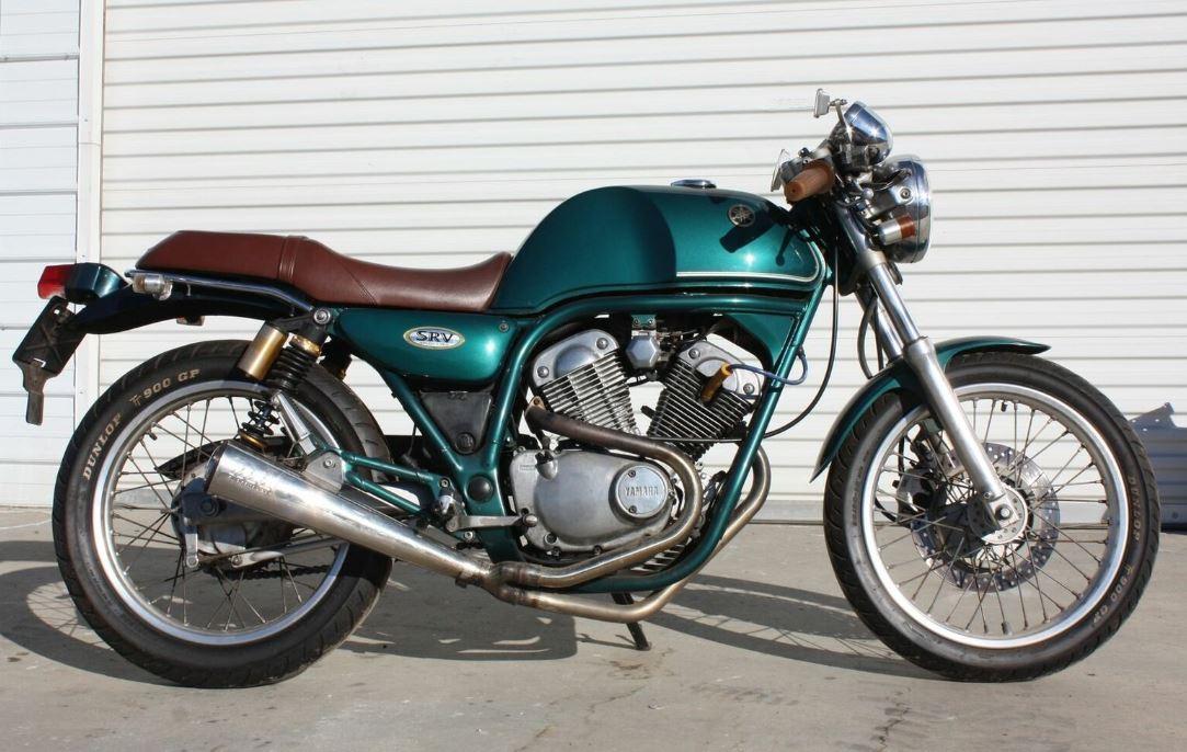 Bought on Bike-urious – 1993 Yamaha SRV250
