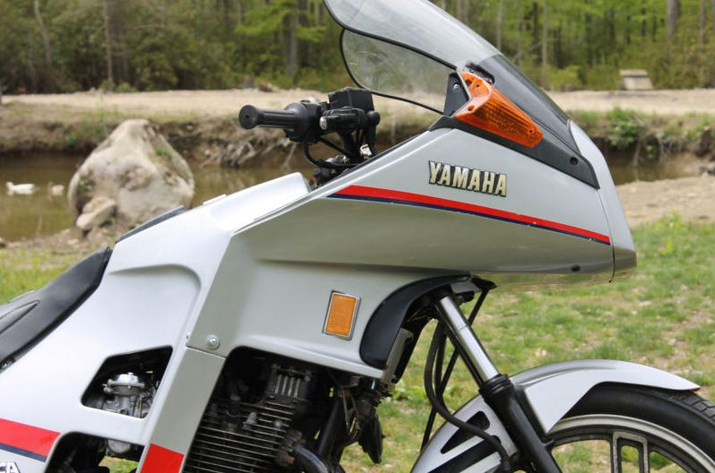 Yamaha Seca Turbo - 2