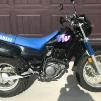 313 Miles - 1991 Yamaha TW200