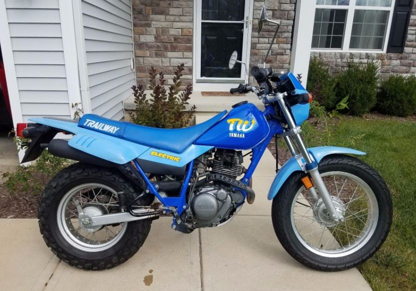 Why Buy New? 1989 Yamaha TW200 | Bike-urious