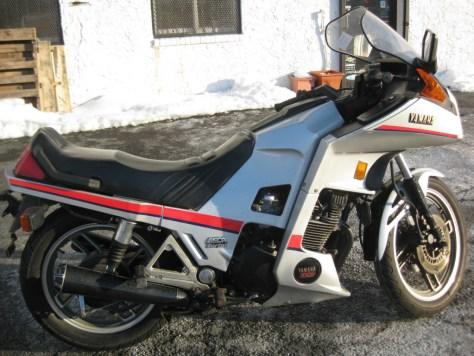 Yamaha XJ650 Turbo - Right Side