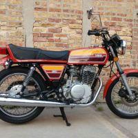 1976 Yamaha XS360