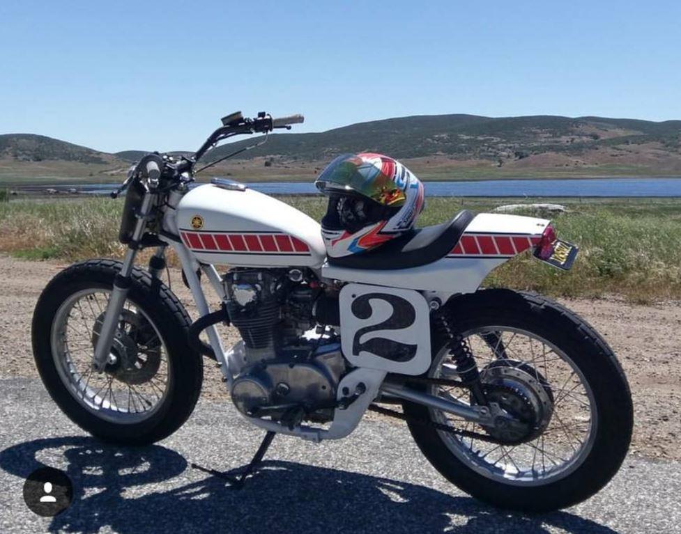 Street Tracker Custom 1979 Yamaha Xs650 Special Ii Bike Urious