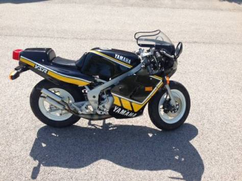 Yamaha YSR50 - Right Side