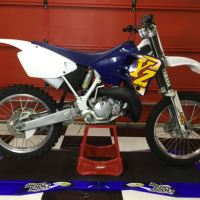 In Australia, Never Ridden - 1996 Yamaha YZ80, YZ125, and YZ250