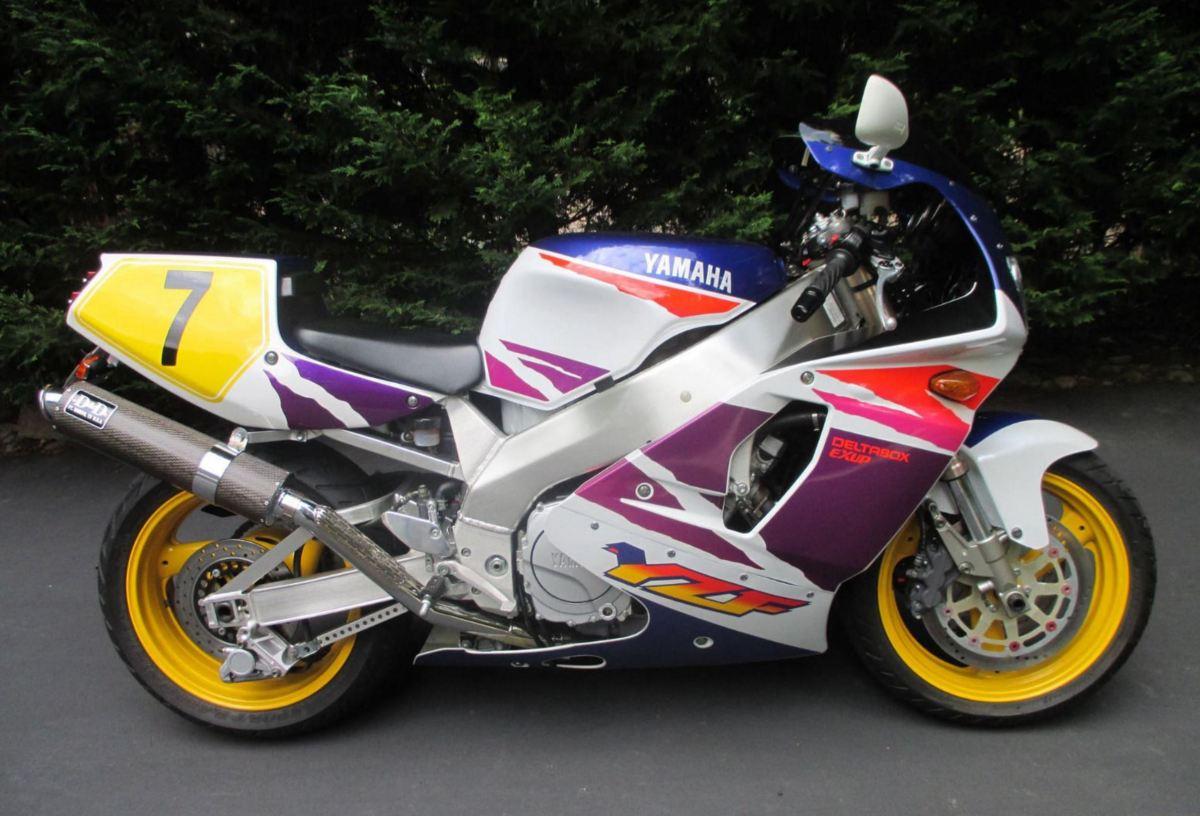 1994 Yamaha YZF750R
