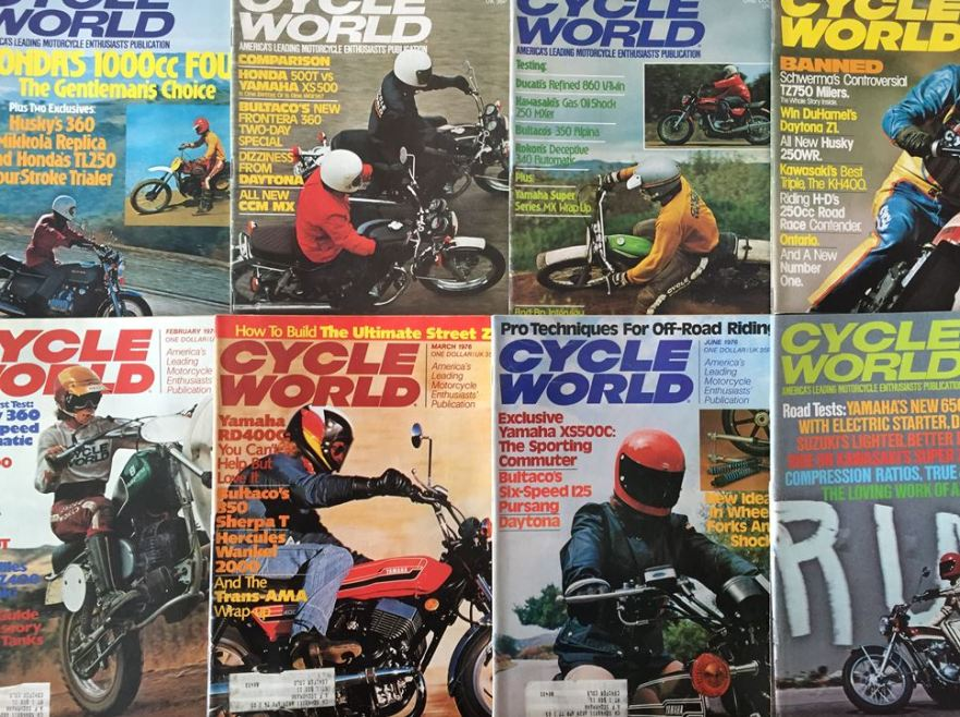 Zack Loucks - Cycle World Magazines