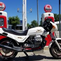 Bought on Bike-urious - 1985 Moto Guzzi Le Mans 1000 MKIV