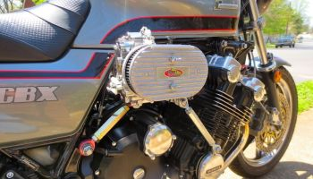 Start Saving Up – 1975 Supercharged Honda GL1000 – Bike-urious