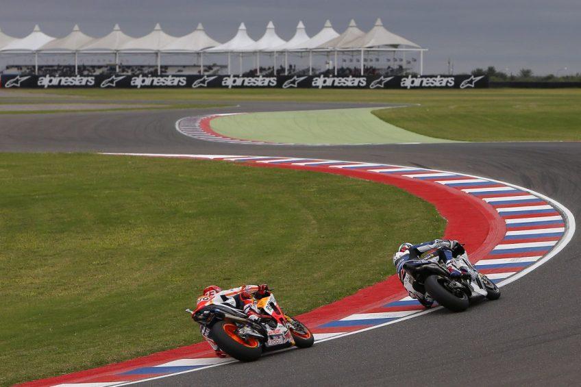 MotoGP-kisaa Argentiinassa