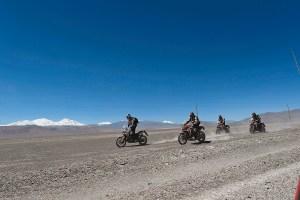 Die MOTORRAD-Anden-Challenge