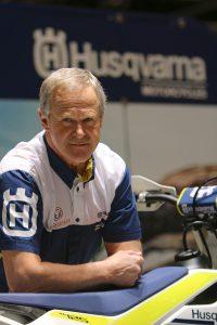 Som racingansvarig har den oerhört erfarne Thomas Gustavsson en enorm kunskapsbank att ösa ur för Husqvarna Motorcycles.