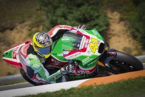 Aleix Espargaro har mycket att testa för Aprilia.