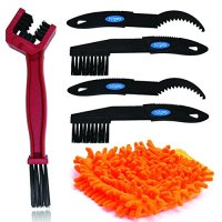 HitPro Motorcycle & Bike Cleaning Tool,Mountain Dirt Road Bike Cleaner Kit