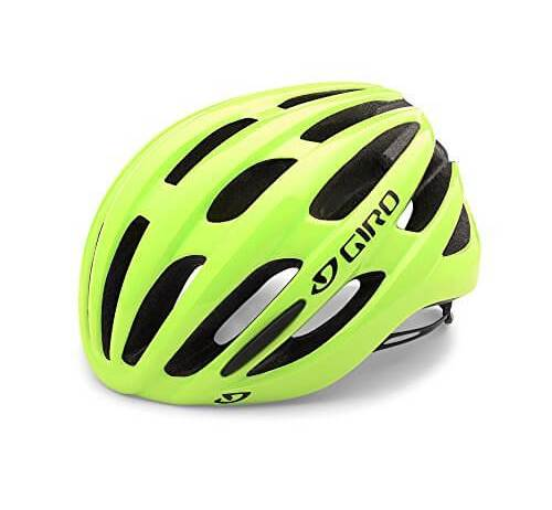 Giro Foray MIPS Road Cycling Helmet Highlight Yellow Large (59-63 cm)