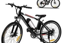 Hurbo 250W350W Folding Electric Bike Aluminum Alloy Frame 36V Large Capacity [US Stock]