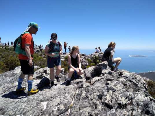 Top of Table Mountain Hike