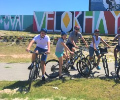 Fully Guided Township Cycle Tour