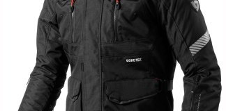 Cheapest Rev It! Neptune Jacket GTX - Black - Price Comparison